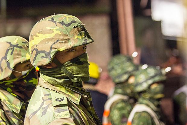 軍職退役沒彈性 「限階限年」卡住活路