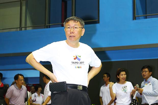 世大運倒數計時 台北市準備好了沒?