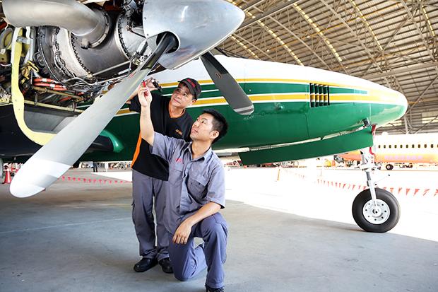 台灣產業新亮點 航空、造船打敗不景氣