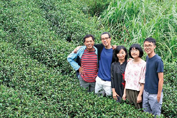 「山不枯」友善土地 種出最純淨的台灣茶