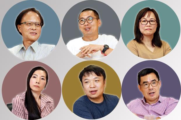 六位專家看台灣創業潮