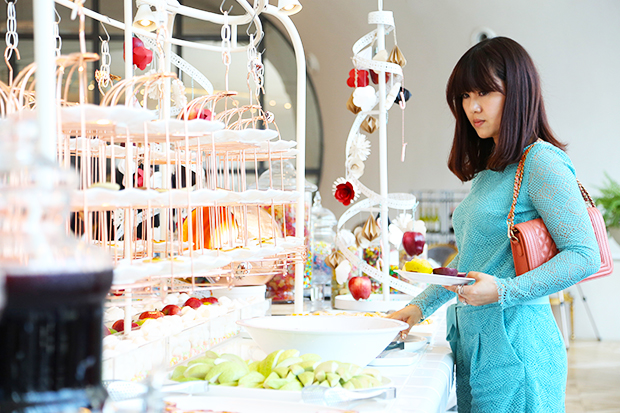 法義料理量少質精 鼓勵饕客優雅慢食