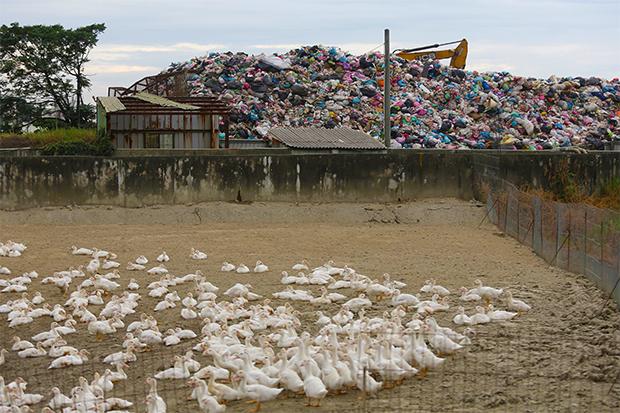 垃圾重災區:雲林〉政治凌駕專業 全體縣民受苦