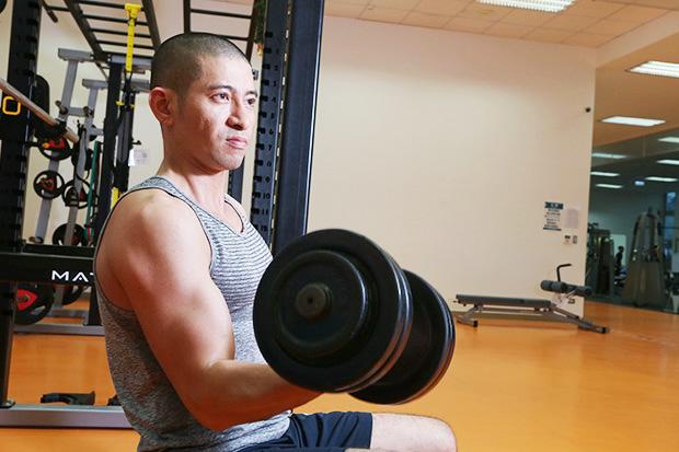 健身教會我:逼入絕境、戰勝自我