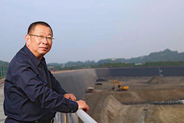全國最大事廢處理公司 可寧衛董事長楊慶祥: