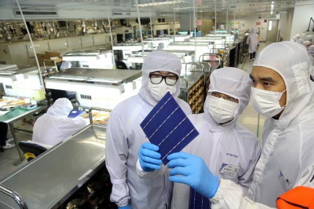 老台商新眼光3〉全球太陽能電池第二大廠 昱晶能源科技