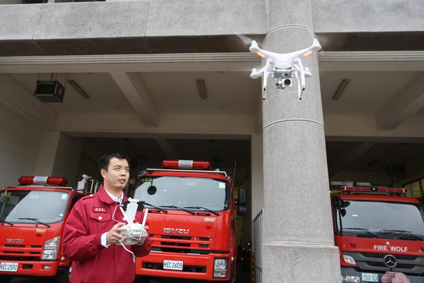 科技創新示範 智慧消防、機車大數據最吸睛