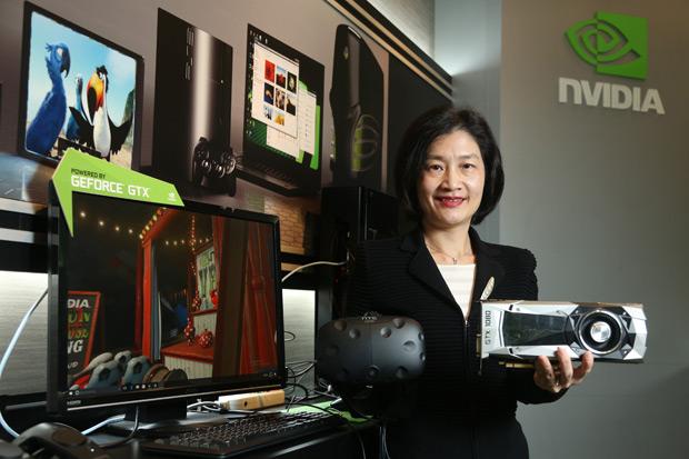PC會因VR成長 別錯過億台換機潮