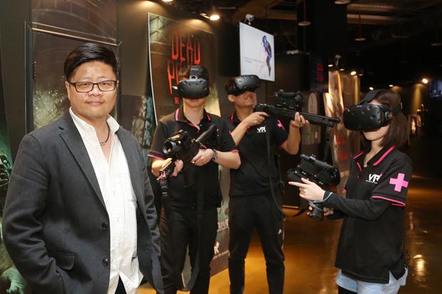 亞洲唯二獲利體驗館 單月營收衝破500萬
