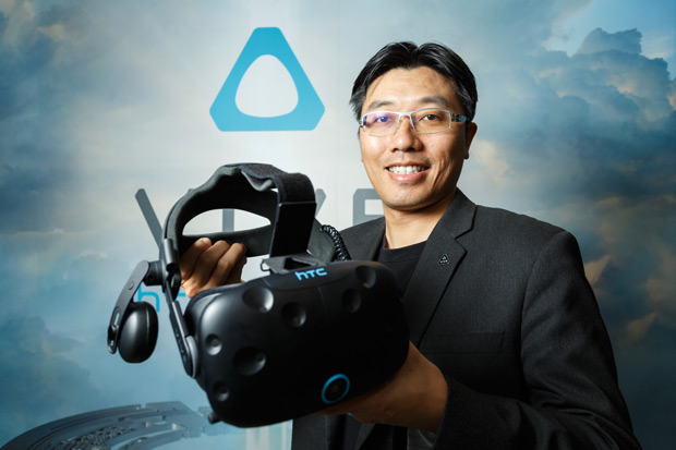 最逼真的VR頭盔 硬體技術領先半年