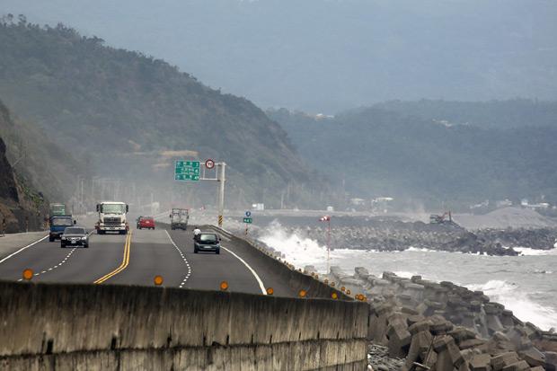 海岸線消退5〉南迴公路南興段 全台最貴海岸線