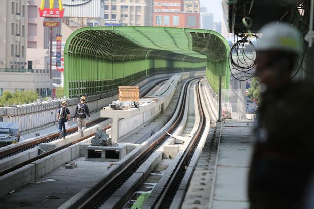 兩大都市蓄勢待發 迎接捷運新世紀