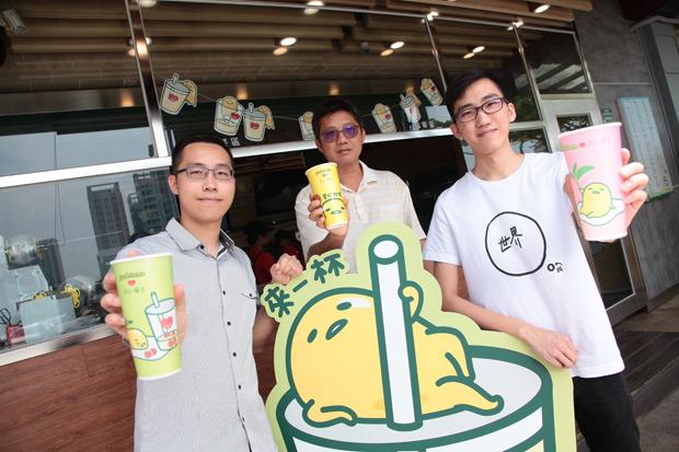 全台第一大手搖茶飲 創辦人趙福全首度受訪