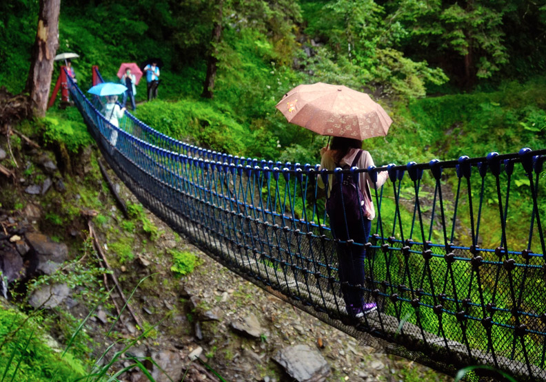生態旅遊路線2〉宜蘭太平山