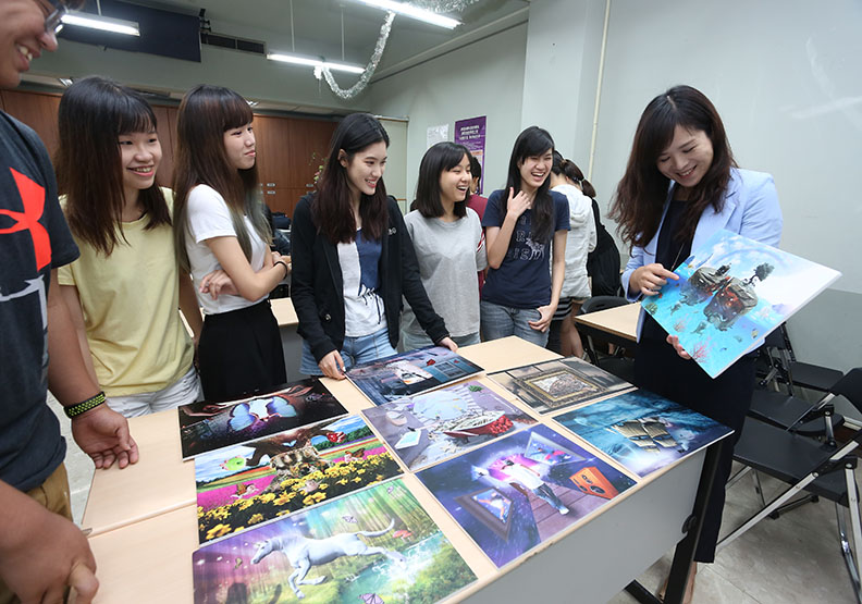 小校走出新格局 立志成為台灣的紐約大學
