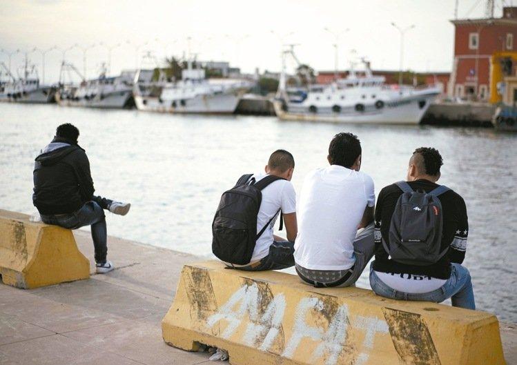 逃到歐洲 未成年難民掉入另個火坑