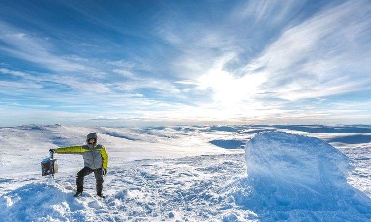 芬蘭獨立百年 挪威要送一座山峰當生日禮物