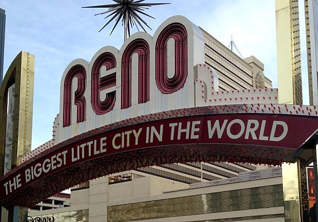 世界上最大的小城市在哪裡?!造訪繁華落盡的雷諾市
