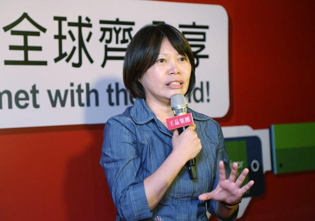 王品台灣執行長楊秀慧:不要跟我說「加油」!