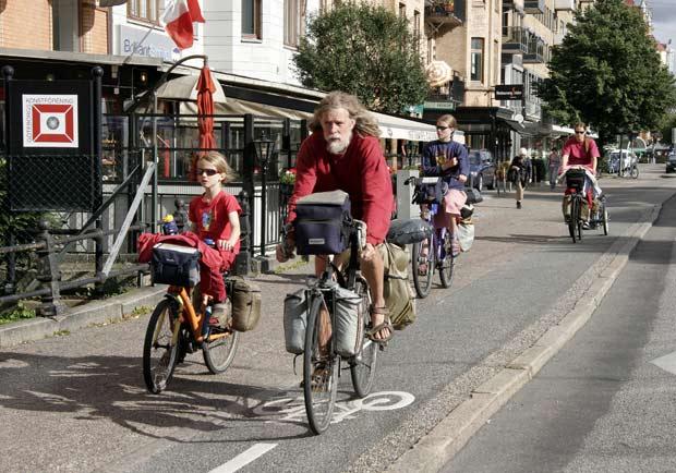 終生運動,享受生活的瑞典人