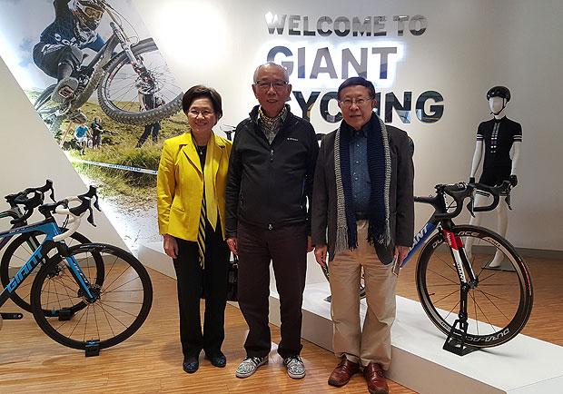一年承接230團 捷安特旅行社成另類台灣之光