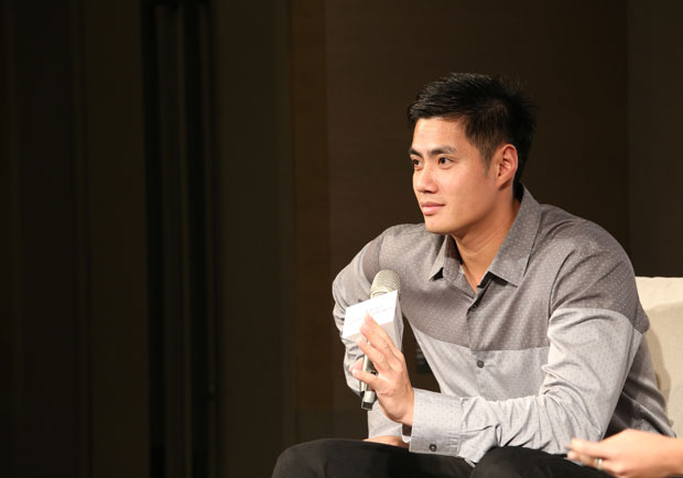 創下華人運動員合約總額紀錄!陳偉殷返台暢談轉隊心情