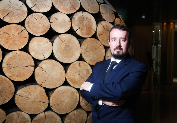 比利時建築師Vincent Callebaut:21世紀建築須自給自足,讓城市變回生態系