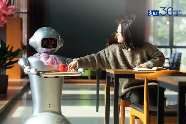 大陸拚機器人大國,尚有10年榮景