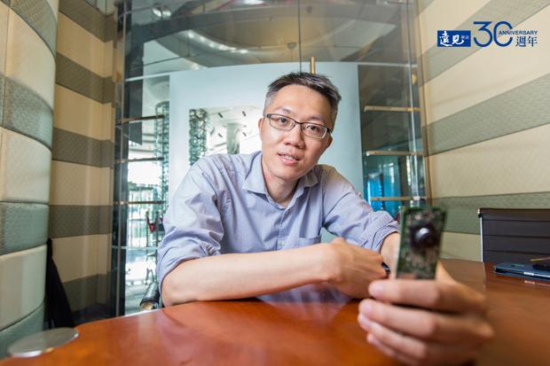 義晶科技玩創意,環景攝影機傲全球