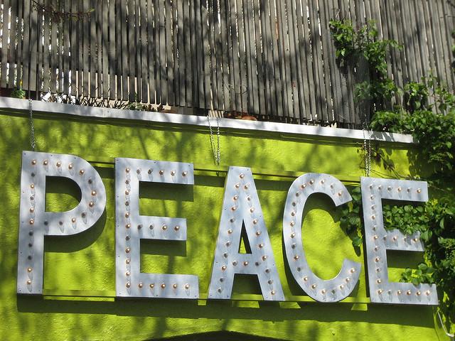 全球和平指數 台灣跌至41