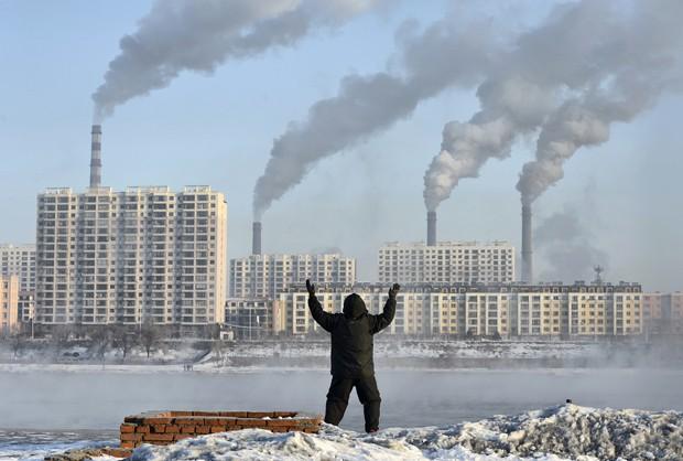 全世界空汙最嚴重城市,前15名幾乎被這3國包辦