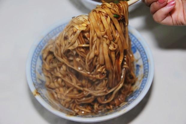 文昌炸醬麵 最簡單純真的美味