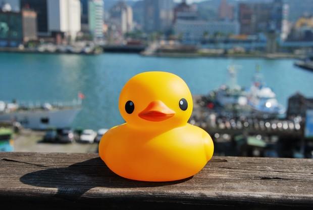 賞黃色小鴨吃「鴨軸」宴!飯店推出主題遊程