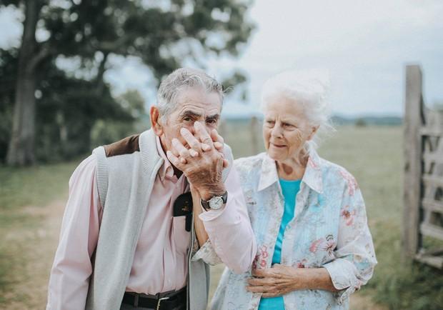 結縭70載還像新婚!夫妻維持甜蜜的幸福典範