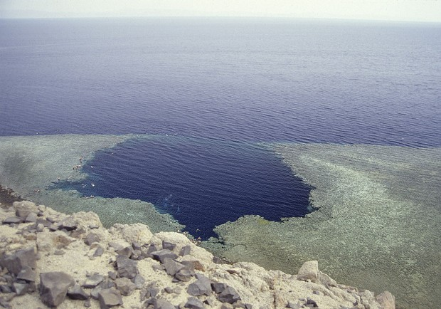 美麗卻暗藏玄機!世界上最危險的10大水域