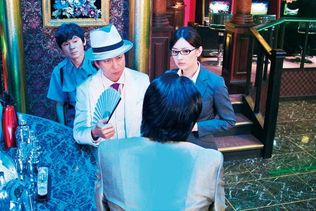 《推理要在晚餐後》電影版  櫻井翔大玩偵探變裝秀