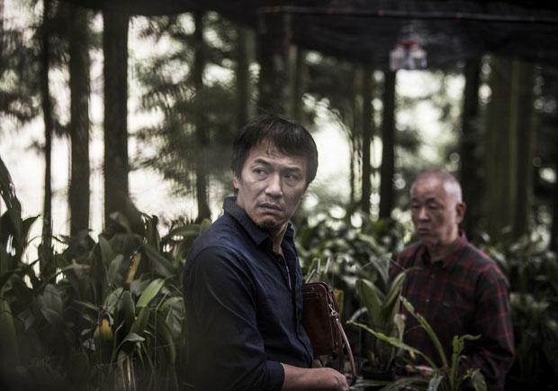 戴立忍戲裡戲外反差大,鍾孟宏譽為「全台最帥氣的壞人」