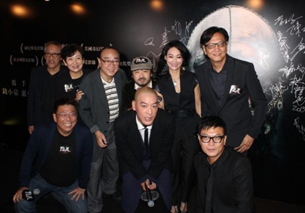 《殭屍》香港首映演員大爆「心理與生理都遭受導演折磨!」