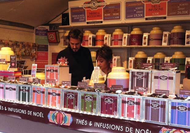 土魯斯聖誕市集開始:法國已經有濃濃的聖誕氣息囉!
