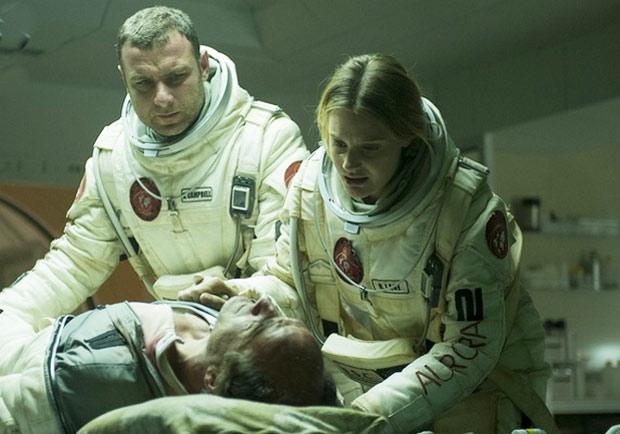 影評:星際禁區│外太空也是有殭屍的