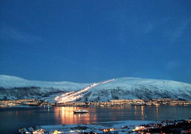 看不見明天的太陽,依舊美好的北挪威-永夜mørketid