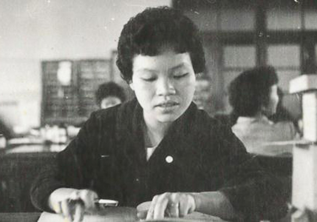 陪松山菸廠走過一甲子 凌愛嬌女士的世紀風華