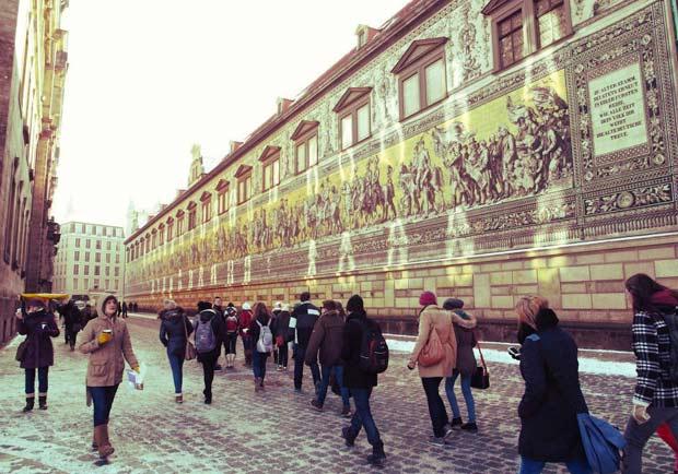 從德國古蹟重建談城市身世的留存