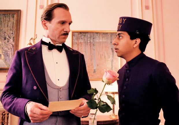 《歡迎來到布達佩斯大飯店》:飯店冒險王國