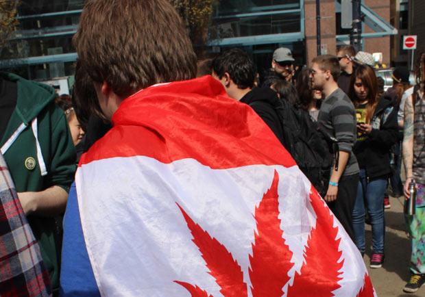 「麻」不停蹄的憂傷 — 溫哥華國際大麻日