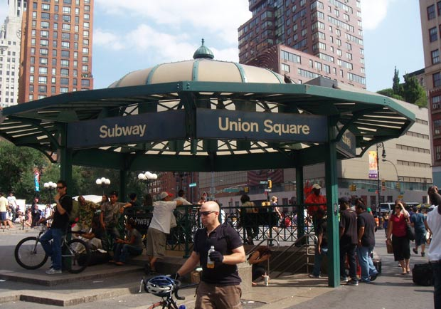 最大、最忙、最瘋狂!大蘋果紐約地下鐵