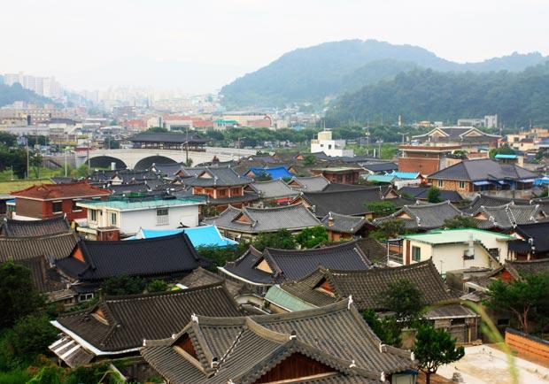 韓國全州韓屋村,千年傳統文化遺產看不完!