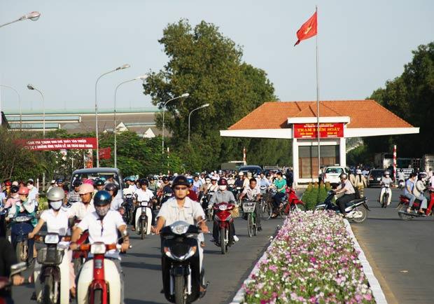 一場越南暴動該讓台商學到什麼?