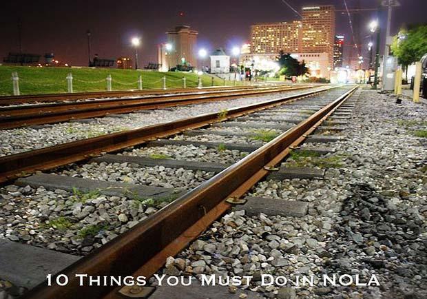 在紐奧良必做的十件事(三)