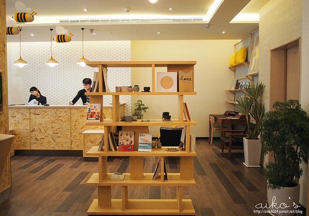 自由行推薦旅宿,台北絕佳背包客住宿點!